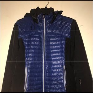 A water proofHalifax Traders size XL Woman Jacket